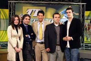 Redacción de deportes de Oviedo Televisión