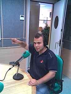 Año 2005 experto de ciclismo en Onda Cero